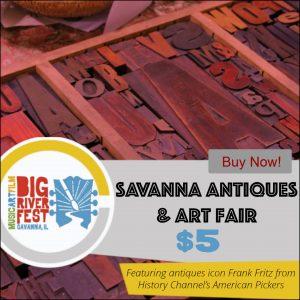 Savanna Antique Art Fair