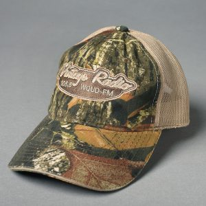 Cammo Ball Caps w Mesh back